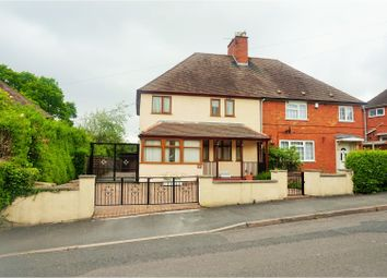 Thumbnail 3 bedroom semi-detached house for sale in Wrekin View, Madeley Telford