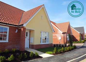 Thumbnail 2 bed bungalow for sale in Plot 1, The Felbrigg, Springfield Grange, Acle