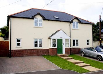 Thumbnail 1 bed flat to rent in Gissons Lane, Kennford, Exeter