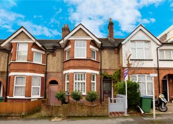 Thumbnail 4 bed terraced house for sale in Wellington Road, Watford, Hertfordshire