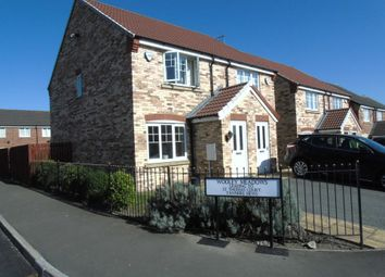 Thumbnail 2 bed semi-detached house for sale in High Road, Stanley, Crook
