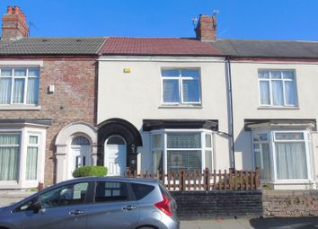 Thumbnail 2 bed terraced house for sale in Lambton Road, Stockton-On-Tees