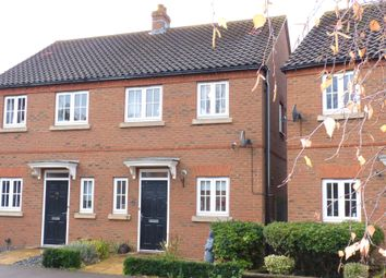 Thumbnail 2 bed semi-detached house for sale in Owlswood, Sandy