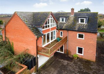 Thumbnail 4 bed detached house for sale in Upware, Ely, Cambridgeshire