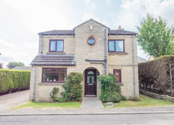 Thumbnail 4 bed detached house for sale in Kenstone Crescent, Bradford