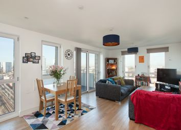 Thumbnail 3 bed flat for sale in Hannaford Walk, London