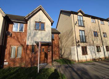 Thumbnail 3 bed end terrace house for sale in Corris Court, Broughton, Milton Keynes