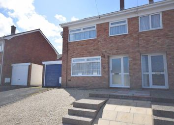 Thumbnail 3 bedroom property to rent in Trent Close, Bideford, Devon