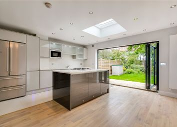 Thumbnail 4 bed terraced house for sale in Boileau Road, London