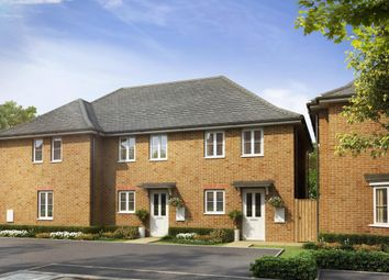 "Thumbnail 2 bedroom semi-detached house for sale in ""Ashford"" at Dorman Avenue North, Aylesham, Canterbury"