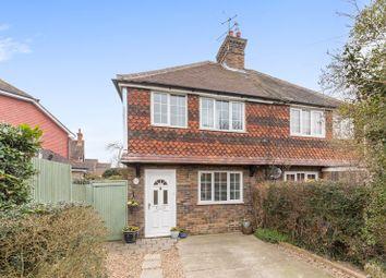 Warnham Road, Broadbridge Heath, West Sussex RH12. 3 bed semi-detached house for sale