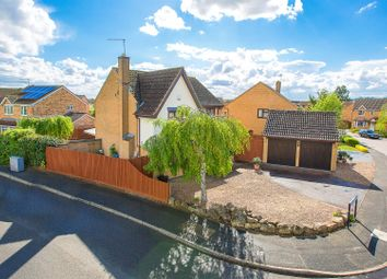 Thumbnail 4 bed cottage for sale in Forstal Close, Corby