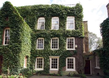 Thumbnail 3 bed link-detached house to rent in Frognal, Hampstead