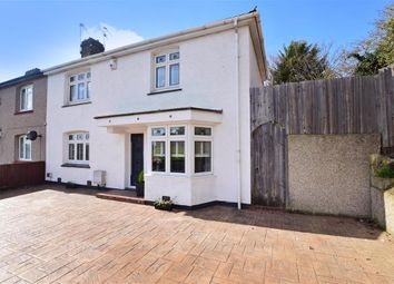 Thumbnail 3 bed semi-detached house for sale in Brook Street, Belvedere, Kent