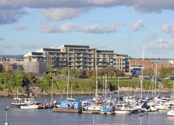 Thumbnail 2 bed flat for sale in Queen Annes Quay, Plymouth
