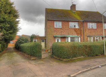 Thumbnail 3 bed semi-detached house for sale in Westfield Avenue, Oakham