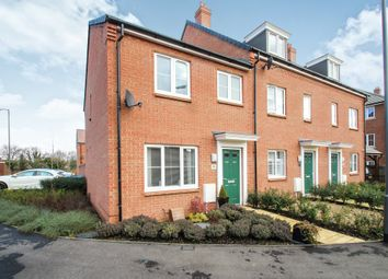 Thumbnail 3 bed end terrace house for sale in Chappell Close, Aylesbury