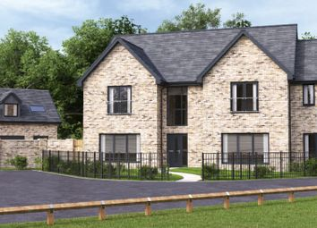 "Thumbnail 6 bedroom detached house for sale in ""Stewart Garden Room "" at Burn Avenue, Wynyard, Billingham"