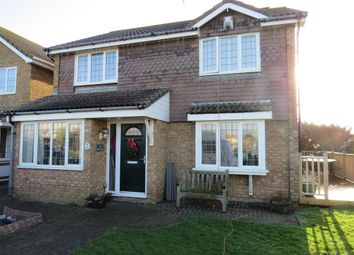 Thumbnail 4 bed detached house for sale in The Covers, Seaford
