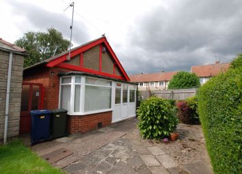 Thumbnail 1 bed detached bungalow for sale in Charles Avenue, Fawdon, Newcastle Upon Tyne