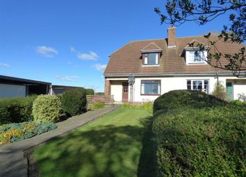 Thumbnail 3 bed semi-detached house for sale in Lawview Cottages, Abercrombie, St Monans, Fife