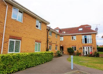 Thumbnail 3 bedroom flat for sale in 106 Lodge Lane, Romford