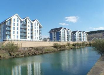 Thumbnail 1 bedroom flat for sale in Sirius Apartments, Phoebe Road, Swansea