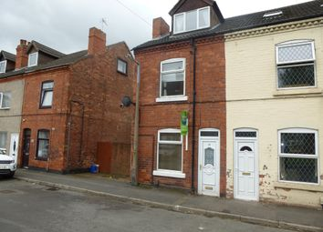 Thumbnail 3 bed end terrace house for sale in Talbot Street, Pinxton, Nottingham