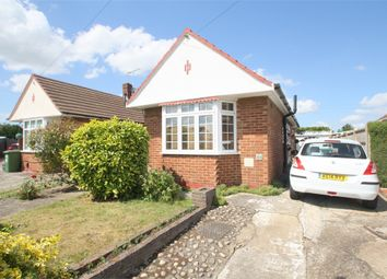Thumbnail 2 bed semi-detached bungalow for sale in Brook Close, Stanwell, Staines-Upon-Thames, Surrey