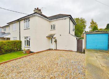 Thumbnail 3 bed semi-detached house to rent in The Green, Potten End, Berkhamsted
