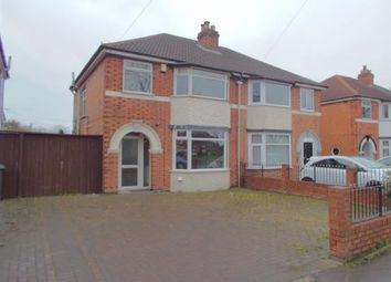Thumbnail 3 bed semi-detached house for sale in Stonesby Avenue, Leicester, Leicestershire