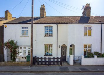 Thumbnail 3 bed terraced house for sale in Chestnut Grove, Staines-Upon-Thames, Surrey