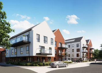 Thumbnail 2 bed flat for sale in Howard Road, Surbiton