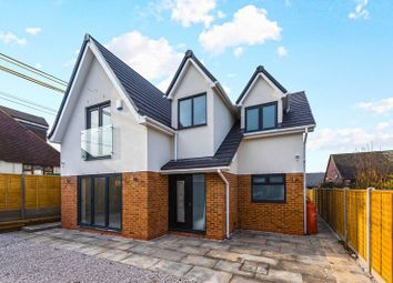Thumbnail 4 bedroom detached house to rent in Curtis Mill Lane, Navestock, Romford