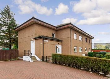 Thumbnail 3 bed flat for sale in Househillmuir Road, Glasgow, Lanarkshire