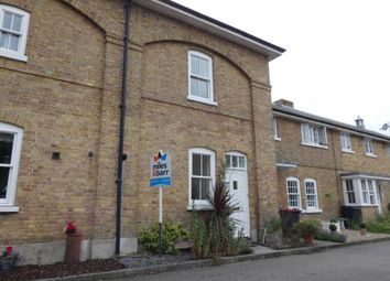 Thumbnail 3 bed terraced house to rent in Swallow Court, Herne Common, Herne Bay