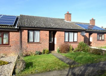 Thumbnail 2 bedroom terraced bungalow for sale in Hayter Close, West Wratting, Cambridge
