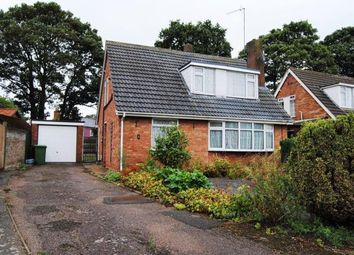 Thumbnail 3 bed detached house for sale in North Wootton, Kings Lynn, Norfolk