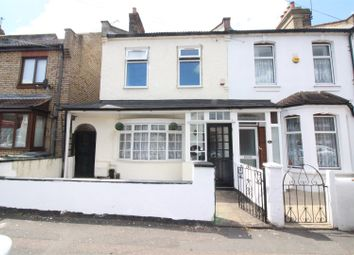 Thumbnail 3 bedroom end terrace house for sale in Kitchener Road, London