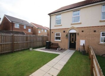 Thumbnail 3 bed terraced house to rent in Richmond Way, Darlington