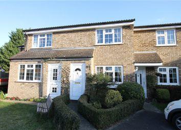 Thumbnail 2 bed terraced house for sale in Larksfield, Englefield Green, Surrey