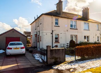 Thumbnail 2 bed flat for sale in Old Bellsdyke Road, Larbert