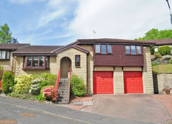 Thumbnail 4 bed property for sale in 21 Helenslee Crescent, Dumbarton