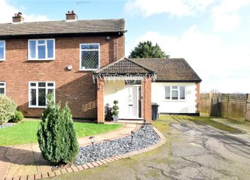 Thumbnail 4 bedroom semi-detached house to rent in Helston Place, Abbots Langley, Hertfordshire