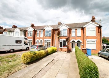 Thumbnail 3 bedroom terraced house for sale in Felixstowe Road, Ipswich