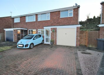 Thumbnail 3 bed semi-detached house for sale in Letchworth Crescent, Beeston, Nottingham