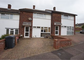 Thumbnail 2 bedroom terraced house for sale in Ferrier Road, Stevenage