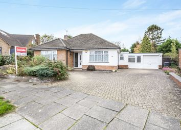 Thumbnail 2 bed detached bungalow for sale in Oakside Crescent, Leicester