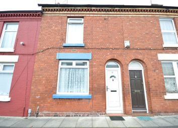 Thumbnail 2 bed terraced house for sale in Pearson Street, Wavertree, Liverpool