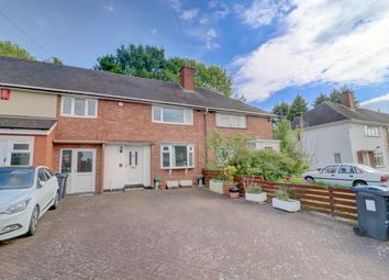 Thumbnail 3 bed terraced house for sale in Gilwell Road, Shard End, Birmingham